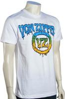 Von Zipper Slimeball T-Shirt - White
