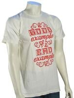 Von Zipper Good Example T-Shirt - White