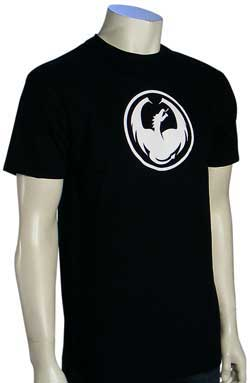 Dragon Icon T-Shirt - Black