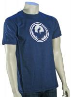 Dragon Icon T-Shirt - Indigo Heather