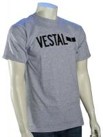 Vestal New Standard T-Shirt - Heather Grey