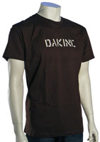 DaKine Barrel T-Shirt - Brown