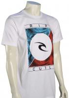 Rip Curl Palm Dreamer Classic T-Shirt - White