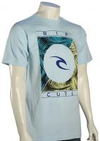 Rip Curl Palm Dreamer Classic T-Shirt - Light Blue