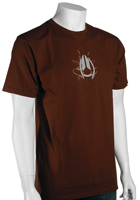 Nixon Breaking T-Shirt - Brown