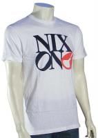 Nixon Philly Too T-Shirt - White
