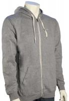 Vans Core Basics Zip Hoody - Concrete Heather