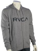 RVCA Big RVCA Zip Hoody - Athletic Heather
