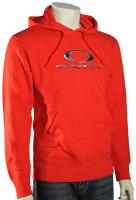 Oakley Liquid Fleece Hoody - Red Line