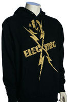 Electric Controller Pullover Hoody - Black