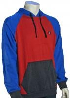 Volcom Stone Pullover Hoody - Deep Red