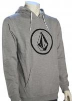 Volcom Stone Pullover Hoody - Heather Grey