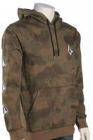 Volcom Deadly Stones Pullover Hoody - Camouflage