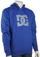 DC Star Pullover Fleece Hoody - Nautical Blue