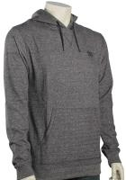 DC Rebel Pullover Fleece Hoody - Dark Heather Grey