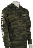 Salty Crew Bigmouth Pullover Hoody - Camo