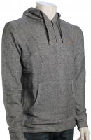 Quiksilver Waterman Ocean Nights Hoody - Dark Grey Heather