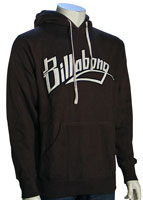 Billabong Absolute Pullover Hoody - Dark Brown