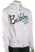 Billabong Turmoil Zip Hoody - White