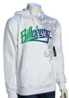 Billabong Derivative Pullover Hoody - White