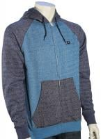 Billabong Balance Zip Hoody - Blue Heather