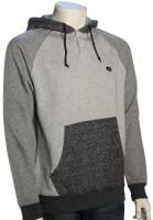 Billabong Balance Pullover Hoody - Dark Grey Heather