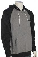 Billabong Balance Zip Hoody - Black Heather