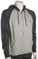 Billabong Balance Zip Hoody - Gravel Heather