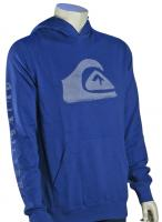 Quiksilver Clayton Pullover Hoody - Blueblood Blue