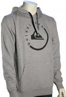 Quiksilver Everyday Pullover Hoody - Heather Grey