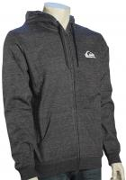 Quiksilver Everyday Heather Zip Hoody - Anthracite