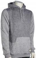 Quiksilver Keller Pullover Hoody - Classic Light Grey Heather
