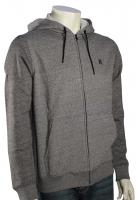 Hurley Getaway Fleece Zip Hoody - Dark Storm