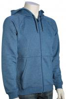 Hurley Crone Full Zip Hoody - Blue Force Heather