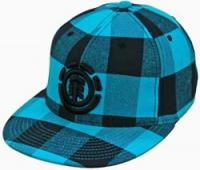 Element Traffic Hat - Turquoise / Black