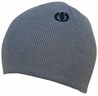 Electric Short Gauge Beanie - Grey