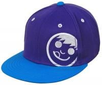 Neff Corpo Hat - Purple / Blue / White