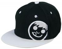 Neff Corpo Hat - Black / White