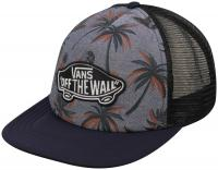 Vans Classic Patch Plus Trucker Hat - Castaway