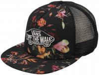 Vans Classic Patch Plus Trucker Hat - Death Bloom