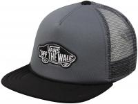 Vans Classic Patch Snapback Hat - Blue Mirage / Black