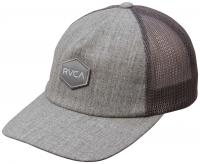 RVCA Commonwealth Trucker Hat - Athletic Heather