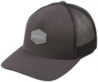 RVCA Commonwealth Trucker Hat - Charcoal Heather