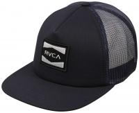 RVCA Injector Trucker Hat - Navy