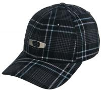 Oakley Metal Gas Can Hat - Black Plaid