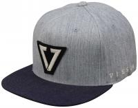 Vissla Calipher Snap Back Hat - Naval Heather