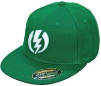 Electric Pro-Volt Hat - Green / White