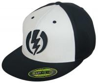 Electric Pro-Volt Hat - Black / White / Black