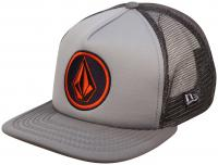Volcom Coast Trucker Hat - Cement Grey