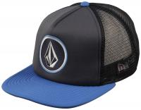 Volcom Coast Cheese Trucker Hat - Free Blue